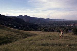Dave Scott trail running
