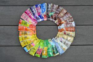 Huge range of GU energy gels