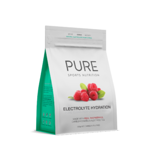 Pure electrolyte pouch